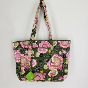 New Vera Bradley Large Laptop Tote Olivia